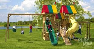 playset swing set plans outdoor bench swing set diy backyard swing