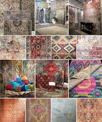 Rug Collections 02242017 Bohemian U0026 Tribal Looks Headline 2017 Rug Collections