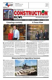 Pyramid Roofing Houston by San Antonio Construction News September 2015 By Construction News