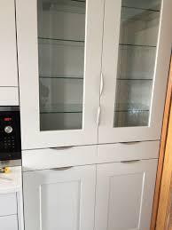 light grey shaker kitchen billingham kitchens