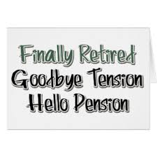 goodbye tension hello pension goodbye tension hello pension gifts on zazzle