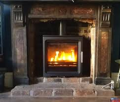 stoves woodburners chimney lining green man stoves