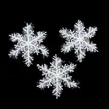 best collections of snowflake christmas ornaments bulk all can