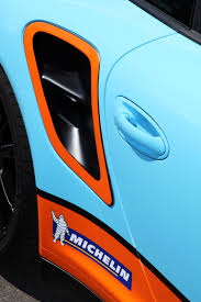 gulf porsche 911 gulf racing livery by cam shaft for the porsche 911 turbo