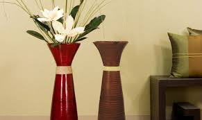 how to decorate home for wedding vase beautiful decorate flower vase home decoration fabulous red