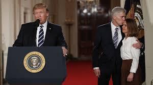 Donald Trump Home Address President Trump Nominates Neil Gorsuch To The Supreme Court Npr