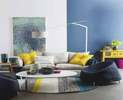gemã tliche wohnzimmer wohnzimmer blau weis kazanlegend info