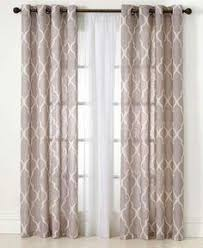 Triple Window Curtains Triple Window Treatment Ideas Living Room Pinterest Window