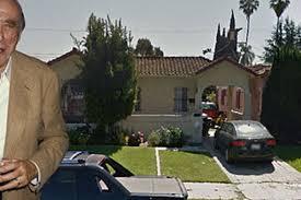 Garage Door Murals For Sale Charles Bukowski U0027s Famous Childhood Home In Mid City La Is For