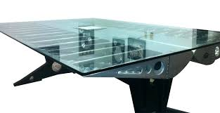 glass table top tempered glass table
