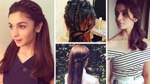alia bhatt hairstyles 15 hairstyles from alia bhatt to inspire