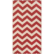 Pink And White Striped Rug Chevron Rugs You U0027ll Love Wayfair