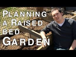 Raised Gardens For Beginners - planning your first raised bed garden using square foot gardening