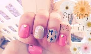 easy nail art designs for beginners for short nails image