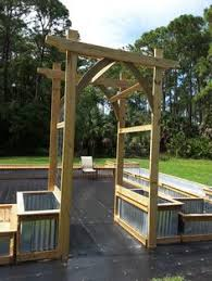 Garden Arch Plans by Family Handyman Inspired Garden Arbor Built By Smart Girls Diy