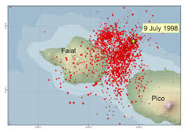 Where Is Portugal On The Map Geological Hazards And Monitoring At The Azores Portugal