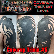 It U0027s A Cover Up by Reinventing The Tattoo