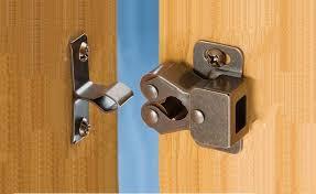 Closet Door Stopper Copper Color Closet Door Catch Kitchen Cabinet Pantry Door Stopper