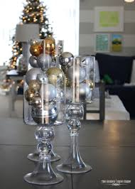 silver and gold holiday home simple christmas christmas decor