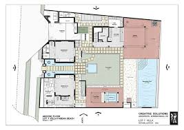villa floor plans bali villa design floor plan marvelous bali house designs floor