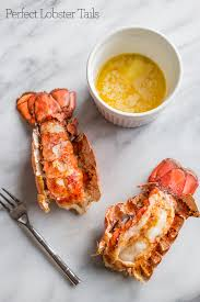10 minute perfect broiled lobster tails recipe cooked lobster