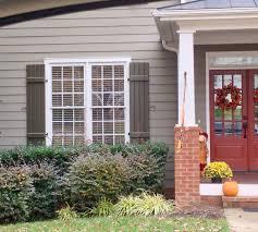 Exterior Door Color Combinations Shutter And Door Color Combinations Home Design