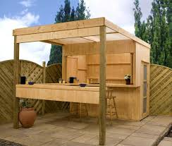 Outdoor Wood Project Plans by Outdoor Bar Shed Ideas Building Design For Pergola Woodworking