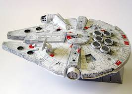 star wars millenium falcon millennium falcon with star wars
