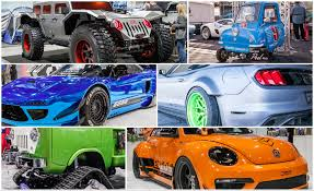 when is the monster truck show 2014 the great and the gawdawful the 45 cars you must see from sema 2014
