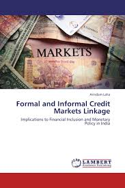 Formal Credit Policy Formal And Informal Credit Markets Linkage 978 3 659 43030 5