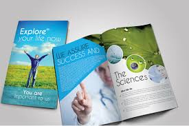 e brochure design templates 8 modern and healthy brochure templates free adobe indd