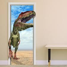 88x200cm pag imitative door 3d wall sticker fiery dragon 88x200cm pag imitative door 3d wall sticker fiery dragon tyrannosaurus dinosaur wall decor gift