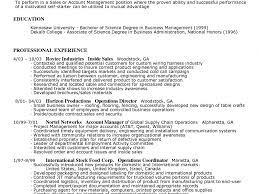 Inside Sales Resume Example by Winsome Ideas Small Business Owner Resume Sample 2 The Most