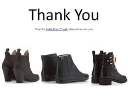 harrods s boots harrods trend alert ankle boots