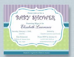 baby boy invitation templates free ba boy shower invitation