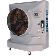 500 Sqft Arctic Cove 700 Cfm 3 Speed Portable Evaporative Cooler For 500 Sq