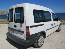 opel combo opel combo tour 1 7 cdti for sale in javea costa blanca spain