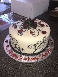 my birthday cake made by pastry shop in mobile al 4 layers of