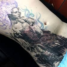 next session with carlos torres in germany big tattoo planet