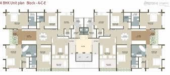 8 unit apartment floor plans deep indraprasth 8 frangipani in thaltej ahmedabad price