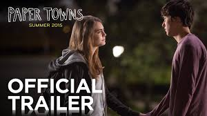 The Fault In Our Stars Resume Paper Towns Official Trailer Hd 20th Century Fox Youtube