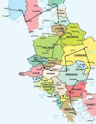 Map Central Europe by Look At These Maps Of The Countries Of Eastern Europe Eastern
