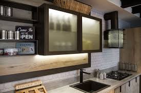 loft kitchen ideas snaidero wins a special mention for its loft kitchen from the
