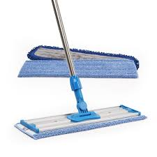 Hardwood Floor Mop Professional Microfiber Mop Kit Clean Quickly Without Chemicals