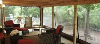 Clear Vinyl Curtains For Porch Outdoor Plastic Curtains For Patio
