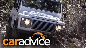 vintage land rover defender 110 2015 land rover defender 110 review off road icon youtube