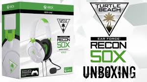 turtle beach black friday turtle beach recon 50x gaming headset unboxing xbox one youtube