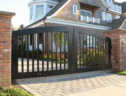 Patio Door Security Gate For Residential Applications Welt Gate Automation