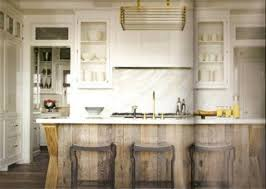 vintage kitchen islands like the wood front for the breakfast bar protect against the