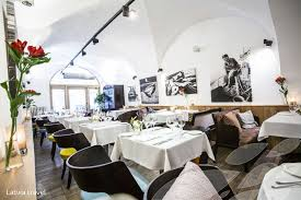 le dome fish restaurant in riga latvia travel